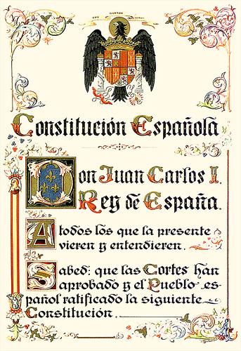 constitucion 1978 -2