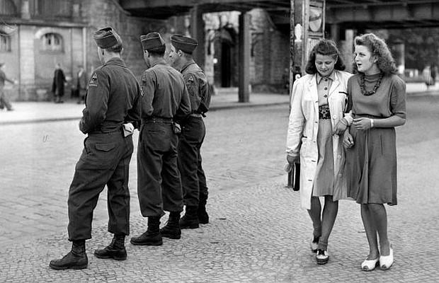 mujeres alemanas