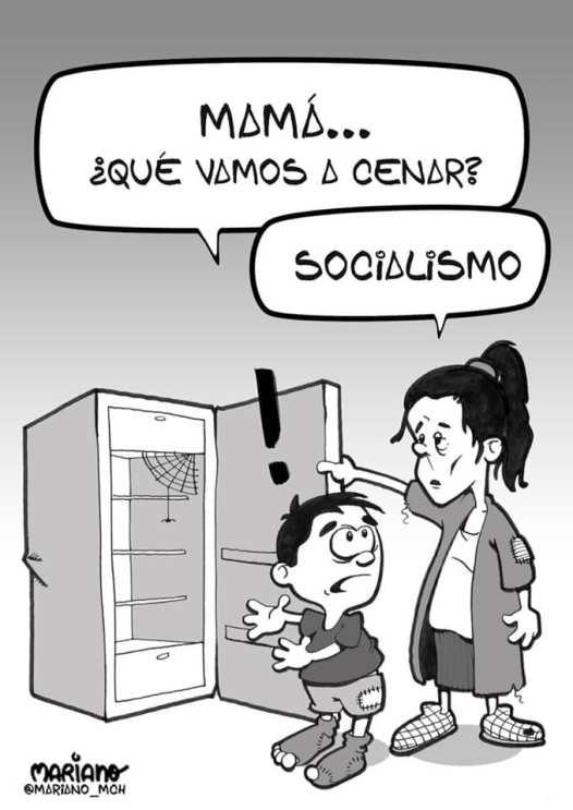 socialismo nevera