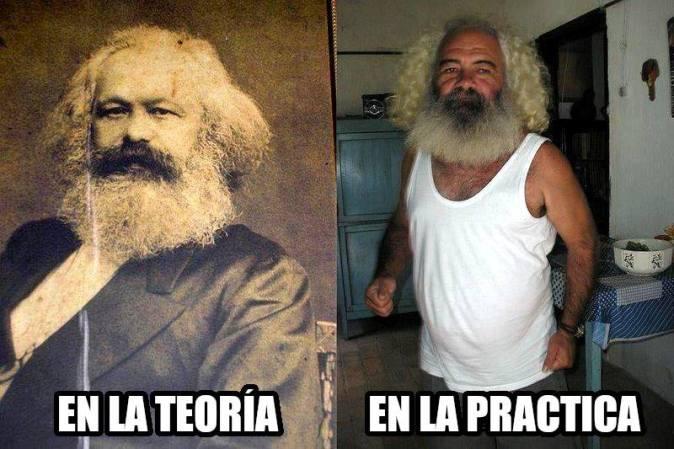 socialismo marx